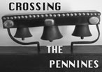 Crossing the Pennines logo